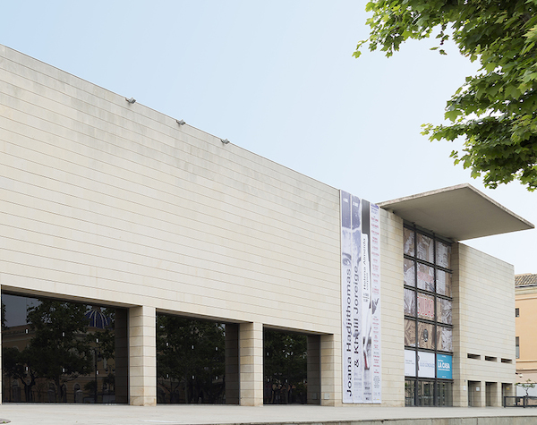 IVAM |INSTITUT D'ART MODERNO| Espacios de Arte |Museos |Arte a un Click