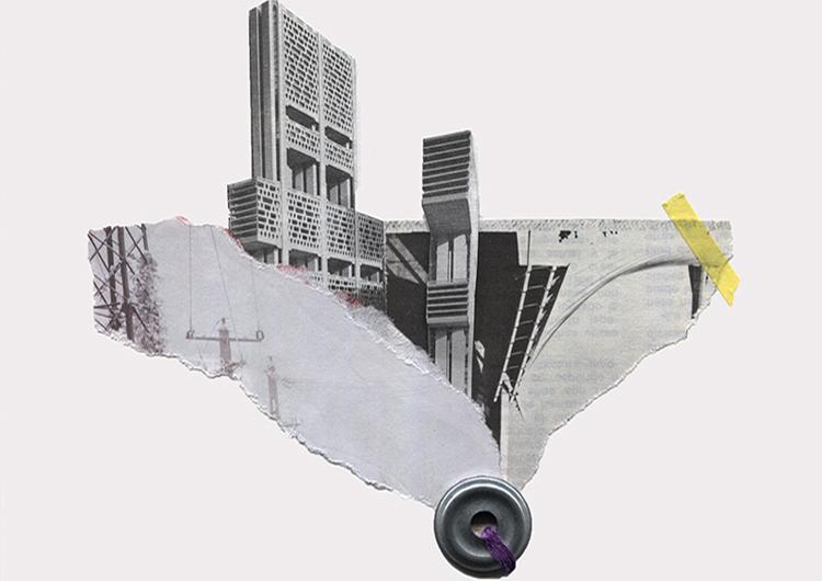 GodLab Art | Collage | Mujeres que cortan y pegan | Espíritu23 | Arte a un click