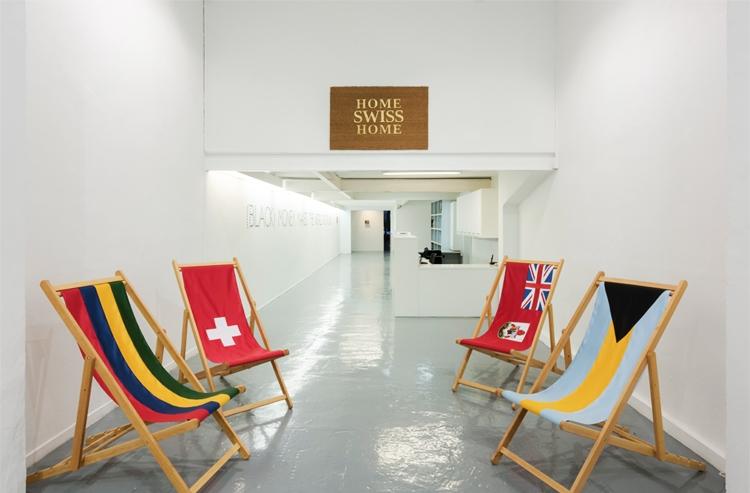 Home Swiss Home | Eugenio Merino | galería ADN | Arte a un Click | A1CExpos