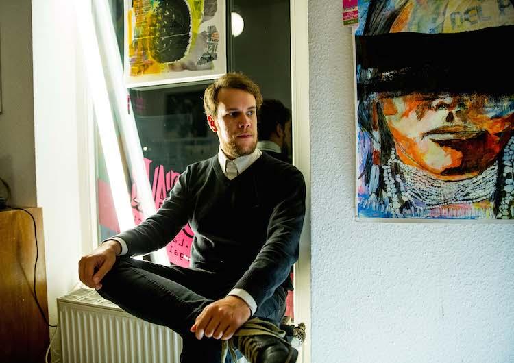 Stephan Van Kuyk | Coleccionar Arte | Arte a un Click