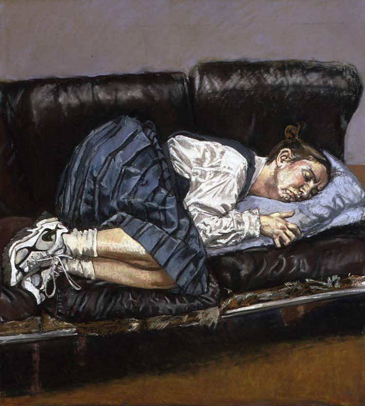 © Paula Rego | Pintura | La Virreina | Arte a un Click
