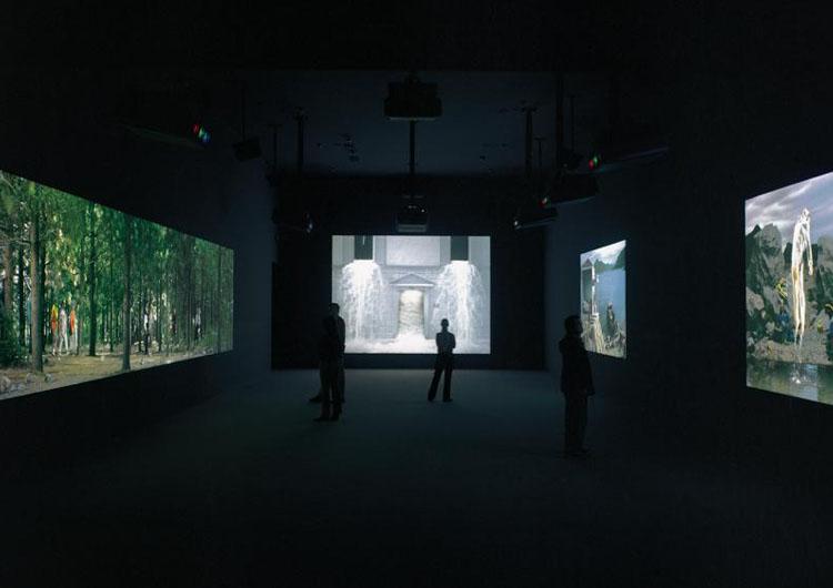 Bill Viola | Retrospectiva| Guggenheim de Bilbao | Arte a un Click