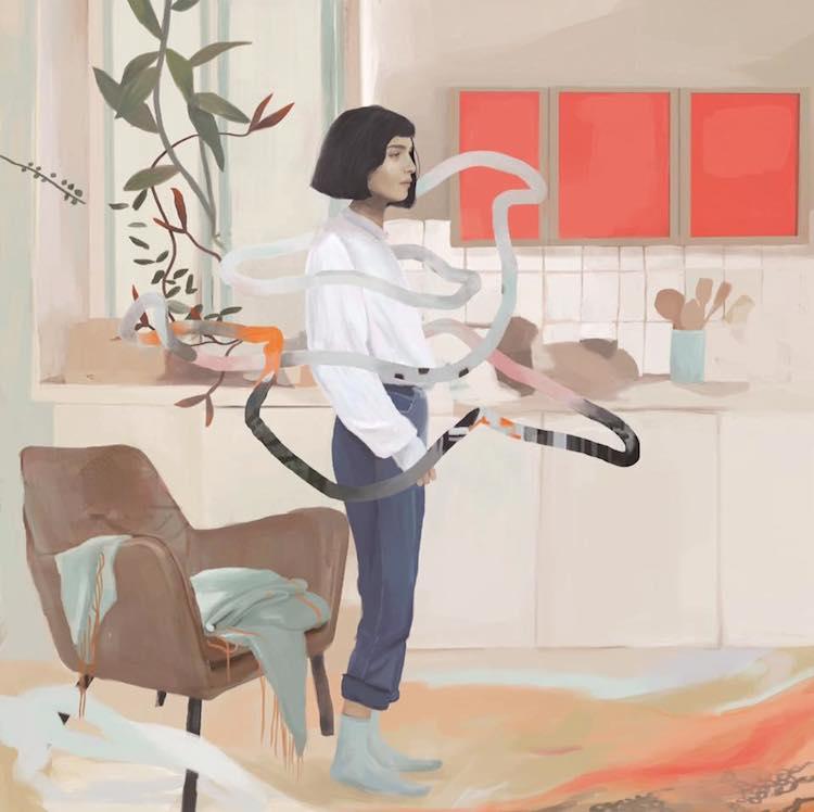 © Koko Ché Jota |Feria de Artistas | Cultur3 Club | Arte a un Click