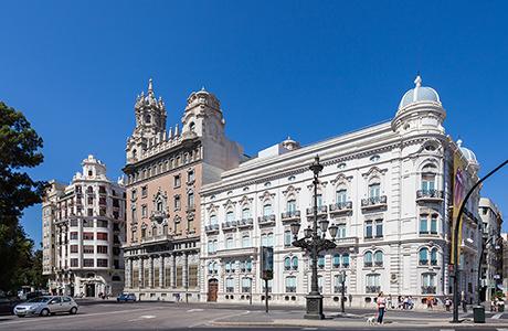 Fundación Bancaja. Exposiciones Valencia