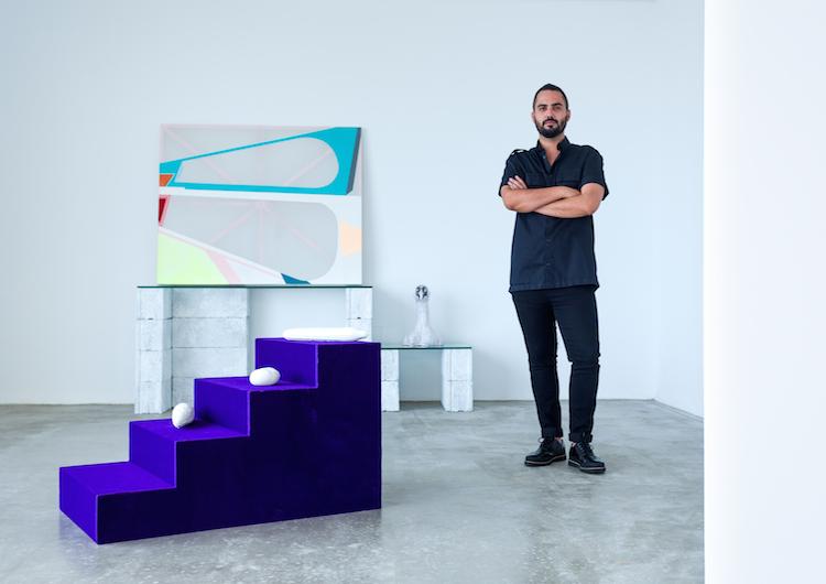 Espacio Dörffi | Me duele España | Adonay Bermúdez | Entrevista | Arte a un click