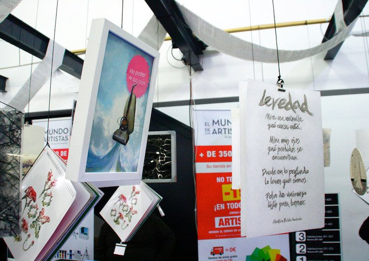 SUSPENDed2 | Capital Animal | Convocatoria | We Are Fair! | Arte a un Click