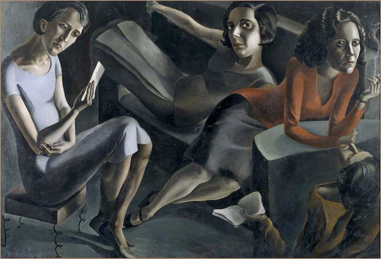 Somos plenamente libres. Las mujeres artistas y el surrealismo | Museo PIcasso Málaga | Arte a un Click