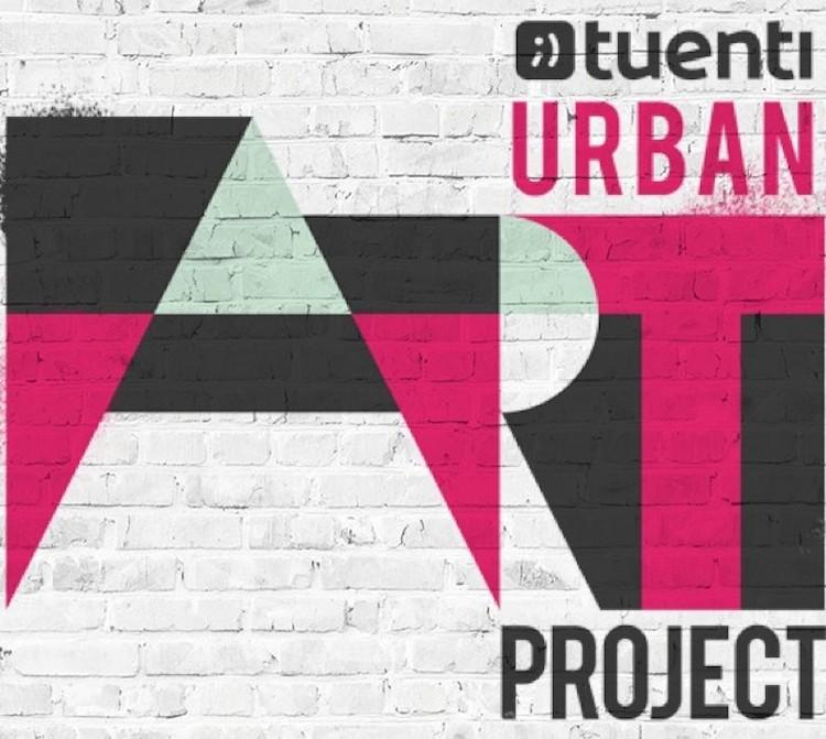 Tuenti Urban Art Project | Urvanity Art | Arte a un Click