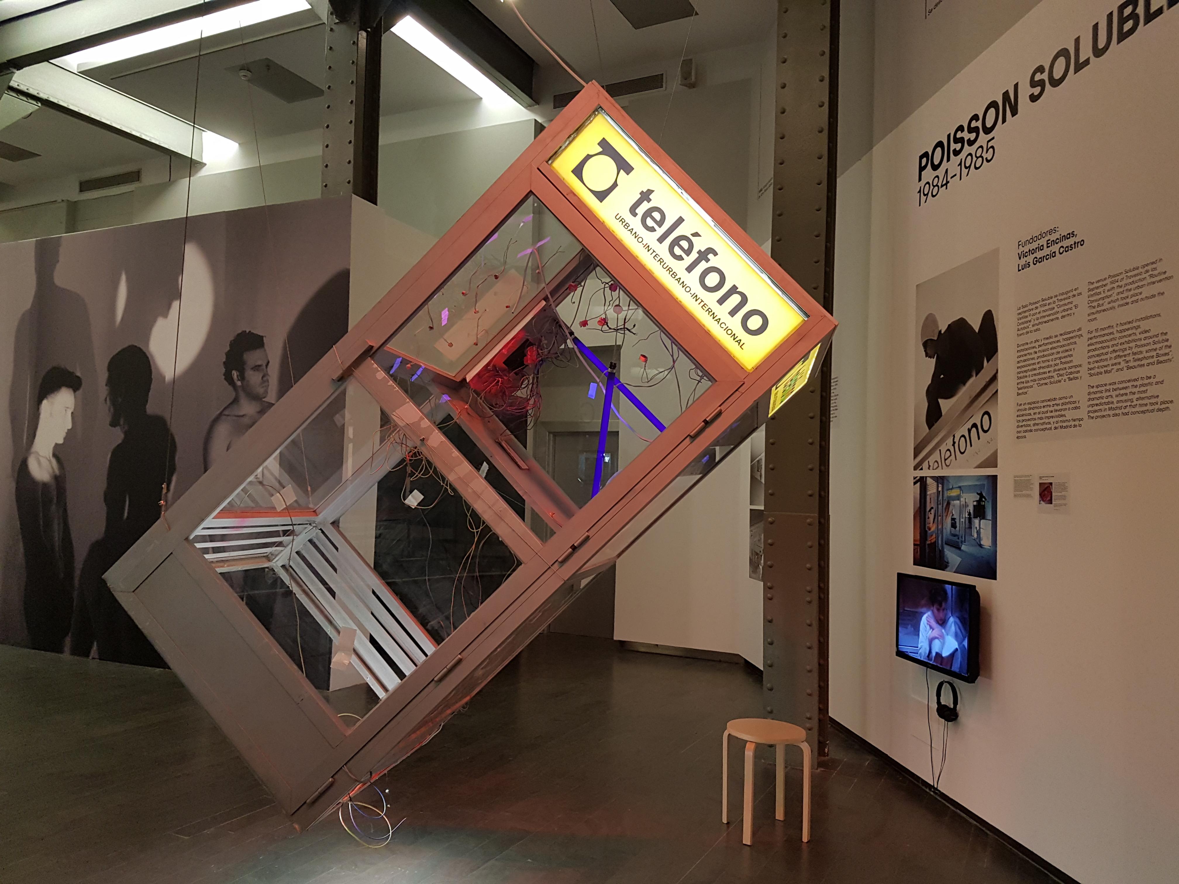 Exposiciones en Madrid | La Cara Oculta de la Luna | Tomás Ruiz-Rivas | CentroCentro | Arte a un click
