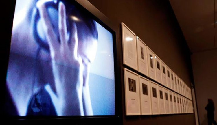 Itziar Okariz | CA2M | Arte a un Click | A1CExpos