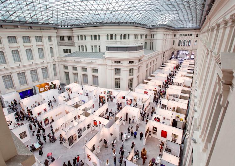 Art Madrid'18 | Feria de Arte | Arte a un Click