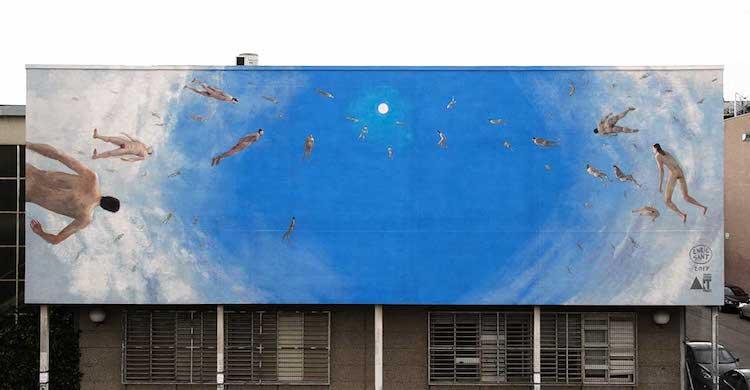 Tuenti Urban Project 2017 | Urvanity | Arte a un Click