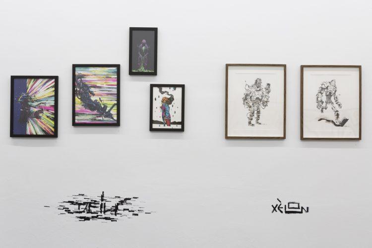 Plastic Murs | Exposición | Arte a un Click