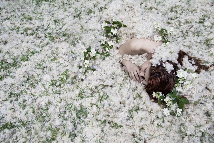 © Leila Amat | Blanco tierno