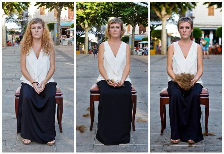 © Verónica Ruth Frías | Mujeres Mirando Mujeres | Arte a un Click