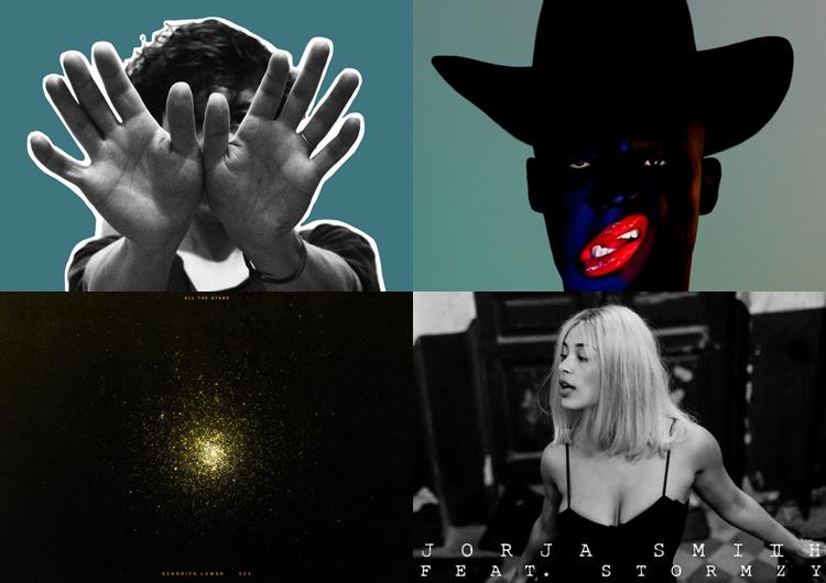 Enero 2018 | Spotifylist | jose L. Calleja | Arte a un Click