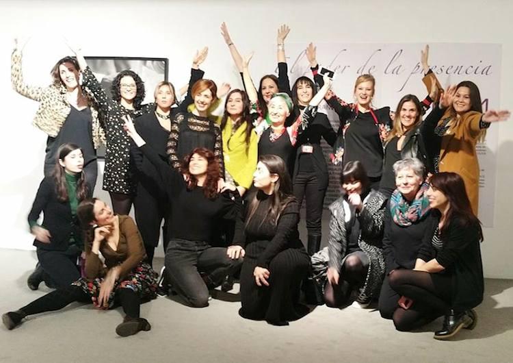 Arte y género | El poder de la presencia | Est_Art Space | Mujeres Mirando Mujeres | Arte a un Click