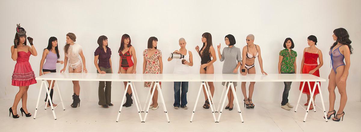 Inauguración | El poder de la presencia | Est_Art Space | Mujeres Mirando Mujeres | Arte a un Click
