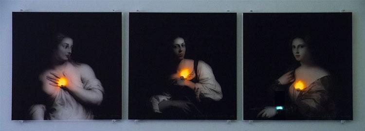 Paloma Navares | Museo Thyssen | Arte a un Click