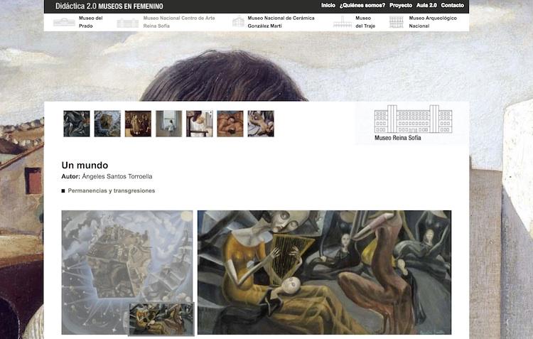 La Rede Museística de Lugo | Día Internacional de los Museos 2018 | DIM2018 | Arte a un Click