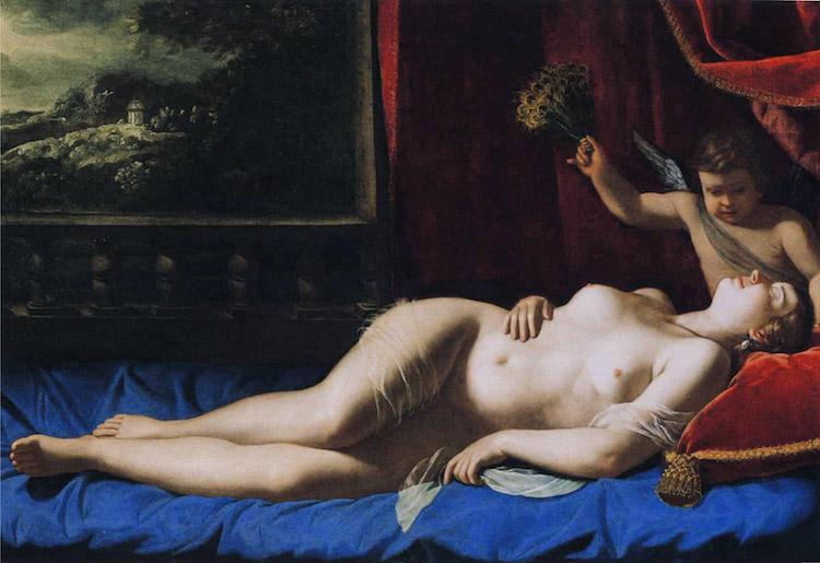 claroscuro | Erotismo | pintura | Arte a un Click