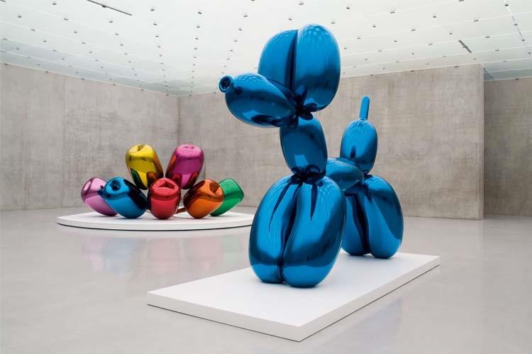 Arte Contemporáneo | Jeff Koons | Arte a un Click
