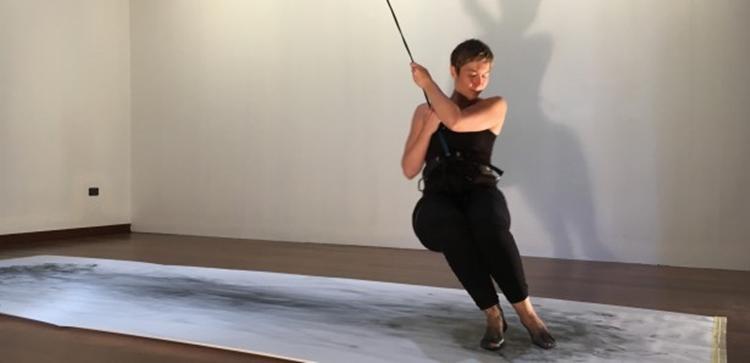 M. Lohrum. Espacio TEA Candelaria | Performance | De norte a sur | exposiciones | Arte a un click