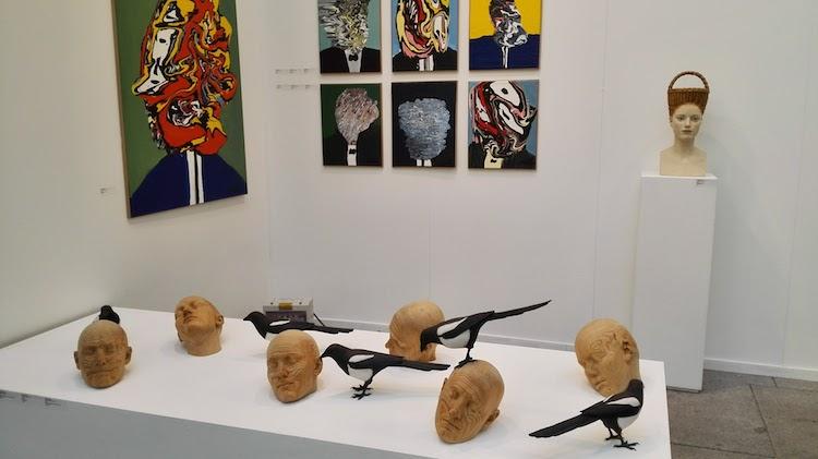 Curador de Arte | Ferias de Arte | Arte a un Click