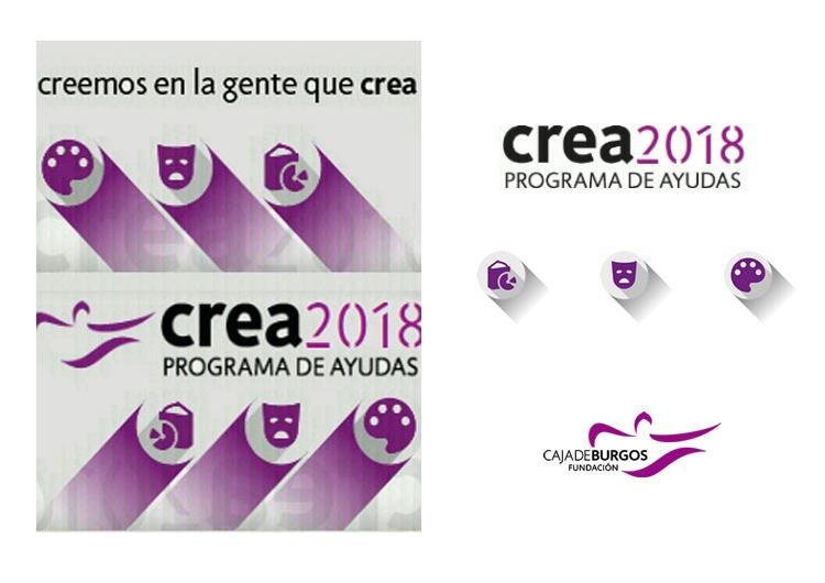 Convocatoria | Artistas plásticos y colectivos | programa Crea 2018