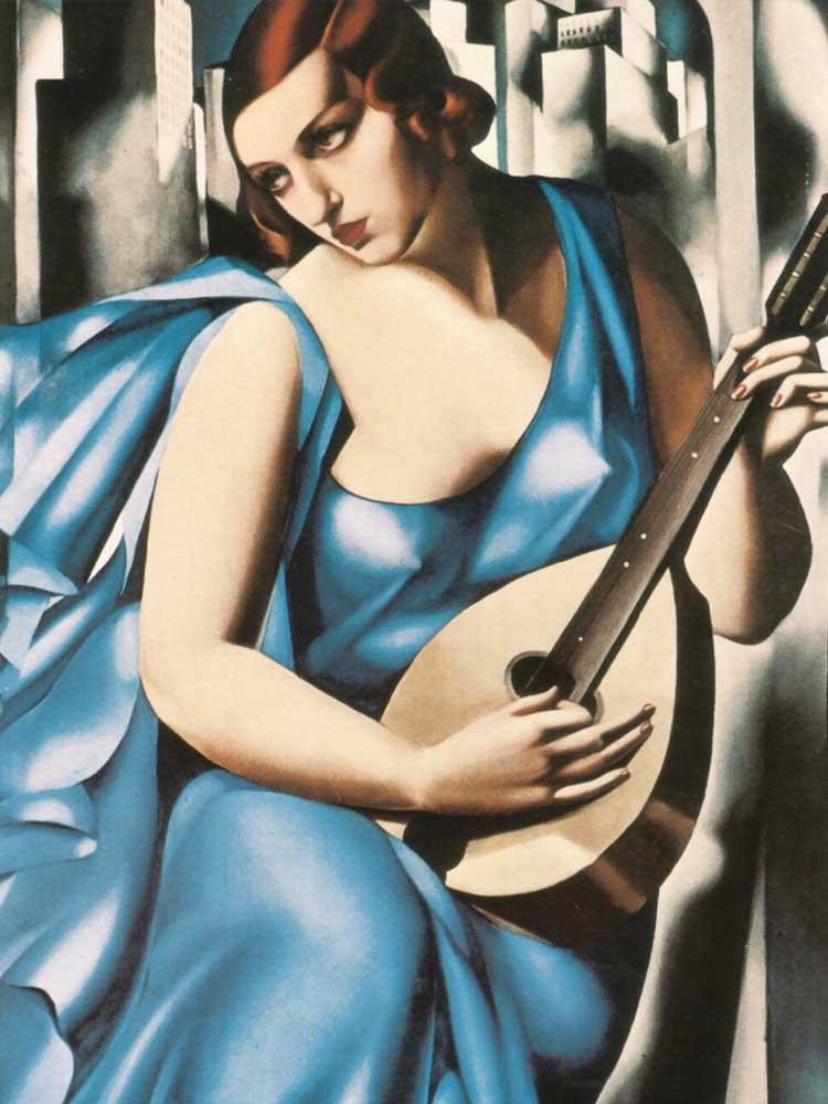 © Tamara De Lempicka | Palacio de Gaviria | Arthemisia | Arte a un Click