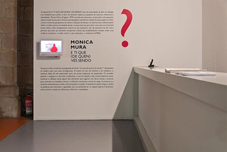 © Monica Mura | '¿Y tú qué (de quién) eres?| Arte a un Click