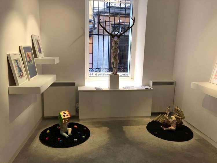 Roberto López Martín | Duckout! Magazine | Galeria Espacio Primavera 9 | Arte a un Click