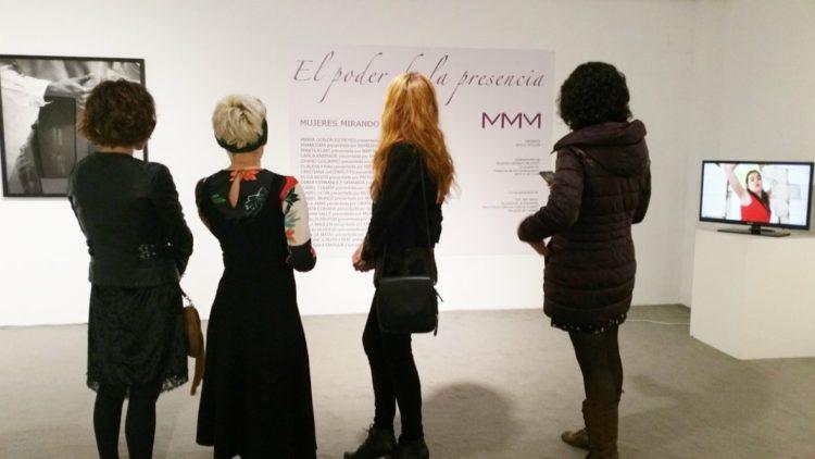 Mujeres Mirando Mujeres | El poder de la presencia. Eliminando los límites autoimpuestos | Colectiva | Sala de Exposiciones Deputación de Lugo