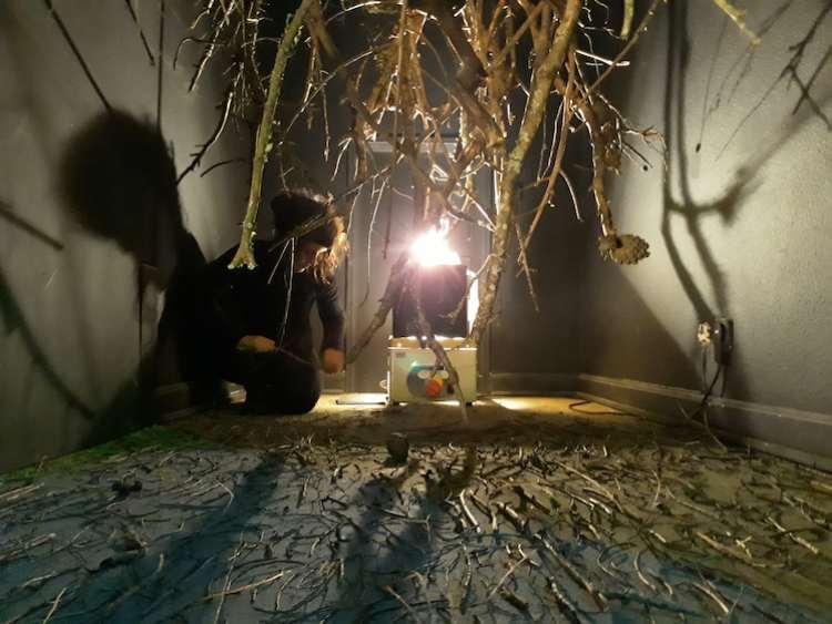 PROYECTOR   Art Madrid 20   Actividades   Arte a un Click