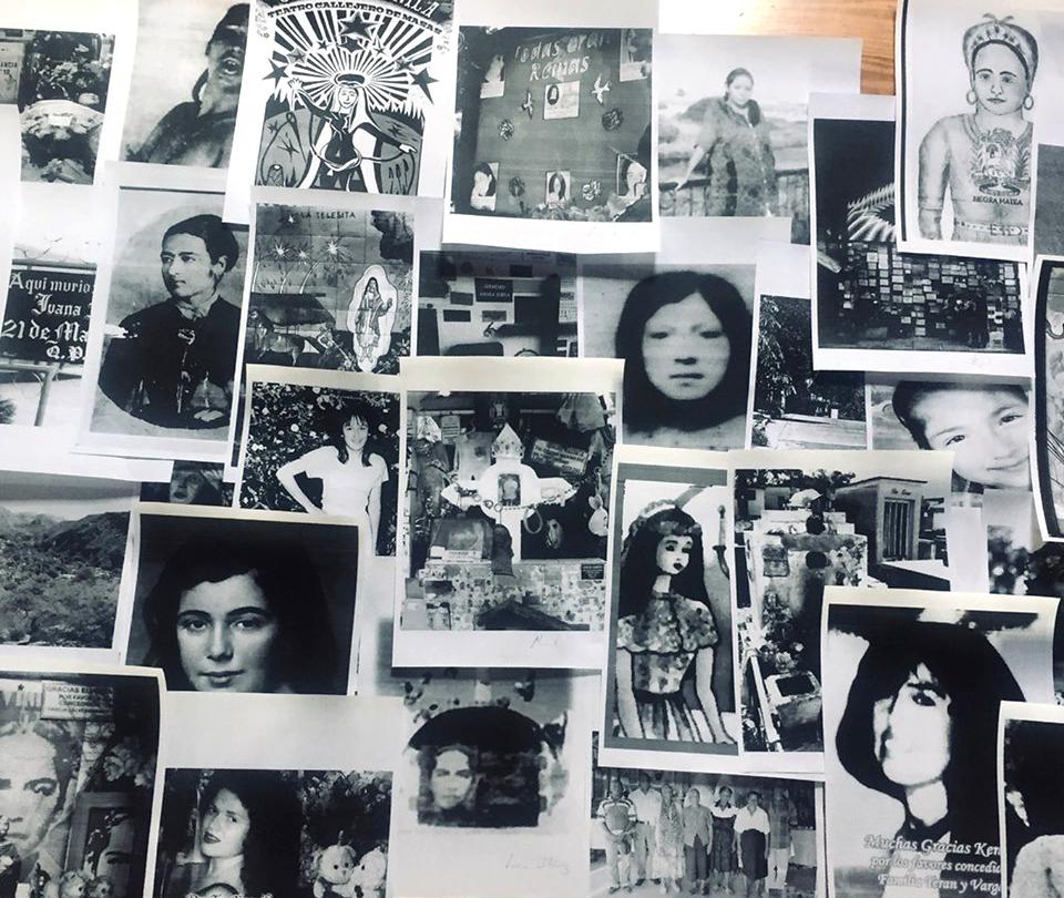 Seleccionadas | VI Mujeres Mirando Mujeres | Arte a un Click