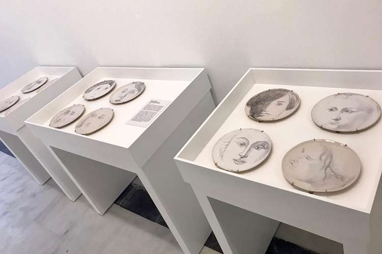 Diana Larrea |Feminismo Mágico |exposiciones | Red Itiner | Arte a un Click