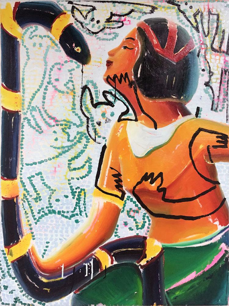 Creadoras | Art Madrid | Arco | JustMad | Urvanity | Hibrid Art Fair | Drawing Room | Semana del Arte |Arte a un Click