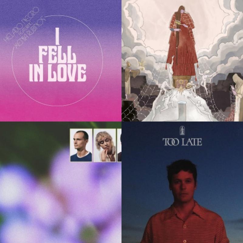 Abril 2020 | Spotify list | Jose L Calleja Isla | Arte a un Click