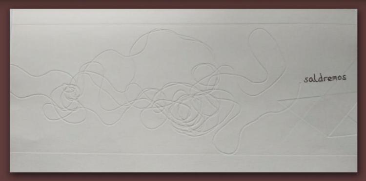 Blanco Negro y Magenta | Exposición online | Covid 19 | Arte a un Click