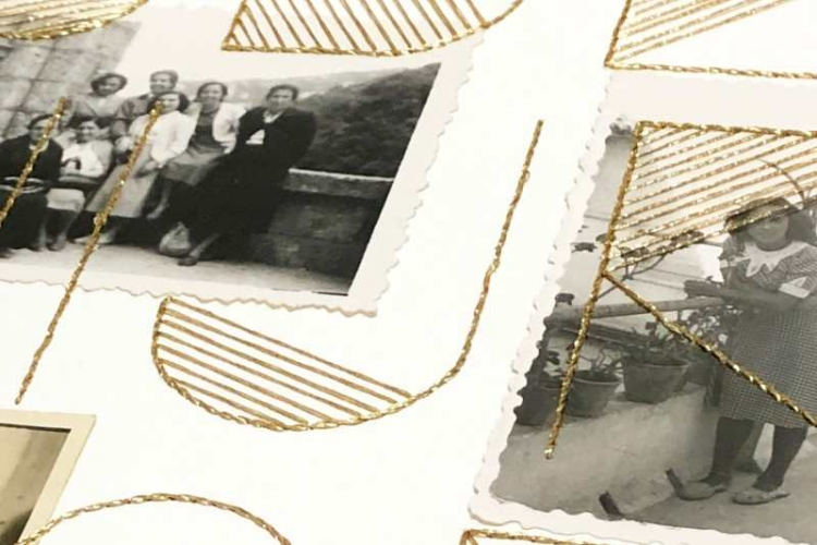 exposición online | Mujeres Mirando Mujeres | Arte a un Click