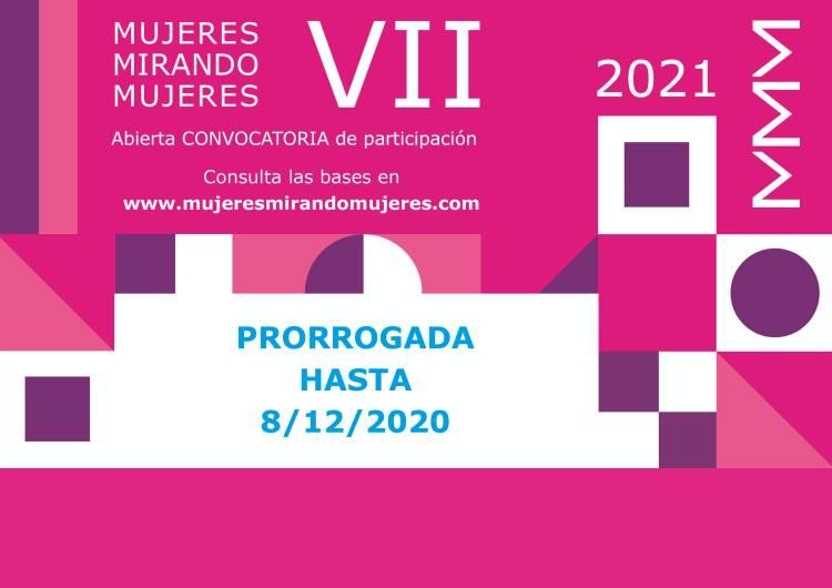 VII edición | MUJERES MIRANDO MUJERES | MMM21 | CONVOCATORIA