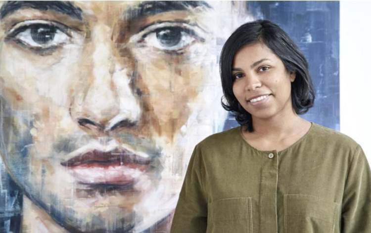 FLOR REINERS Mes de la Memoria Negra en España | Black History Month | Maiá Fernandes | Arte a un Click