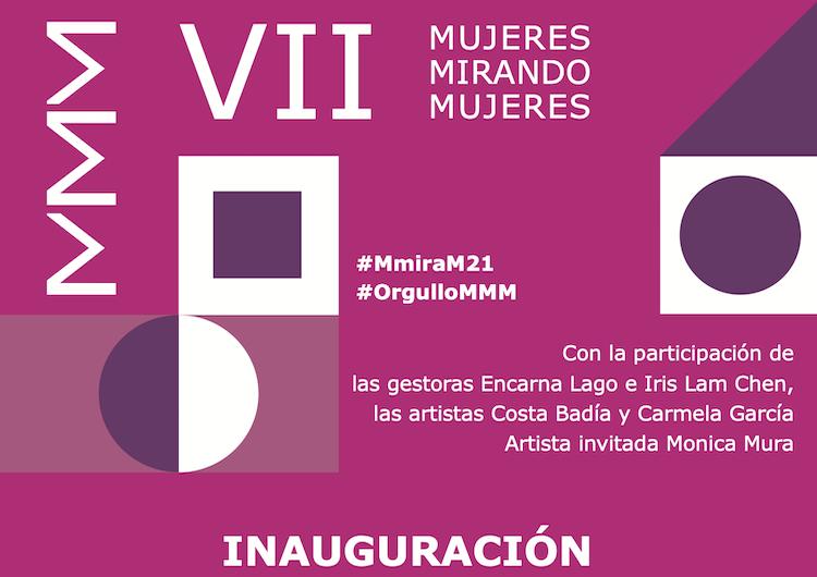 INAUGURACIÓN | VII MMM | ARTE A UN CLICK | MUJERES MIRANDO MUJERES