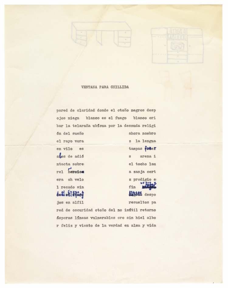 .osé-Miguel Ullán_Amo de llaves 1-2 José-Miguel Ullán, Bocetos y dibujos publicados en Amo de llaves (Madrid, Losada, 2004). Archivo Lafuente MUSAC | ARTE A UN CLICK