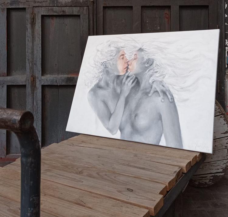 Man Yu | Traje Humano | La Neomudejar | Arte a un Click