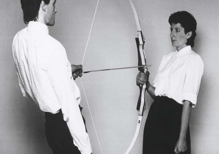Rest Energy. 1980 Marina Abramović | Premio Princesa de Asturias | Arte a un Click