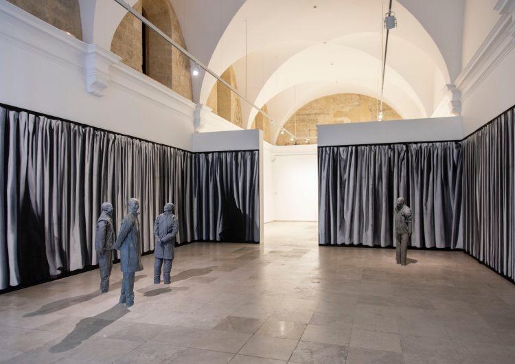Juan Muñoz. Museo Patio Herreriano. Arte a un Click